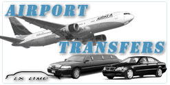 Charlotte Airport Transfers and airport shuttles