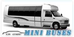Mini Bus rental in Charlotte, NC