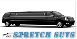 Charlotte wedding limo